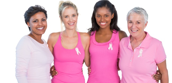 women-supporting-breast-cancer-awareness